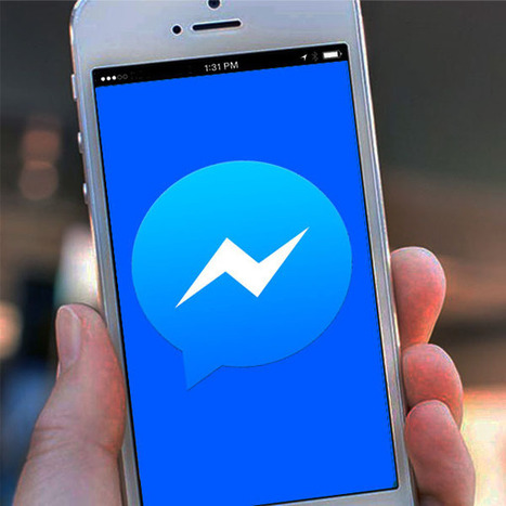 Facebook Messenger sediakan fitur berbagi video | Social Media Epic | Scoop.it
