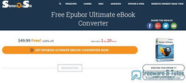 Offre promotionnelle : Epubor Ultimate eBook Converter gratuit ! | Freewares | Scoop.it