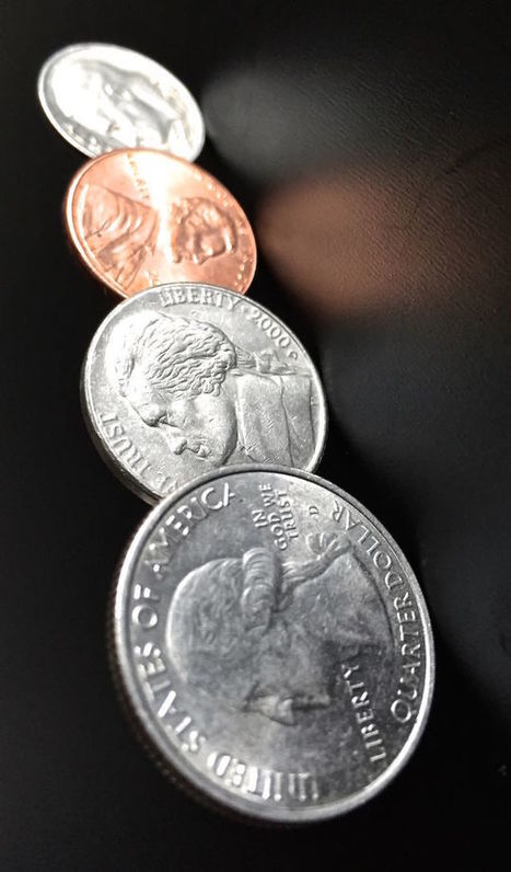 27 Cool Photos Of International Coins | News we like | Scoop.it