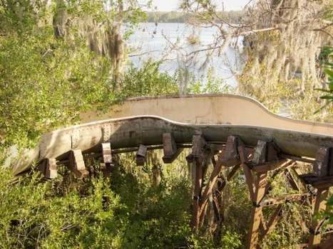 Visite d'un parc Disney abandonné et envahi par la nature | Exploration Urbaine | Scoop.it