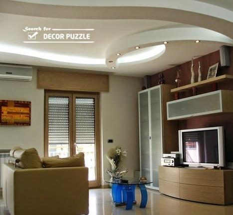 False ceiling designs for bedroom 20 ideas for Gypsum board design catalogue