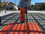 Une aire de jeux interactive place du Général Leclerc - Articles - Anglet | Aires de jeux | Scoop.it