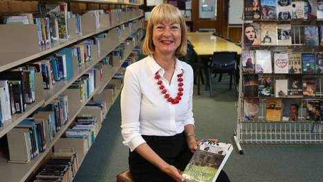 Librarian has her first book published - Illawarra Mercury | School Library Advocacy | Scoop.it