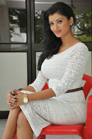 Tollyscreen: Ishita Vyas Latest Stills in white dress at Miss leelavathi PM | Tollyscreen | Scoop.it
