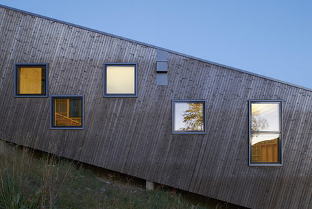 Three Homes Take Advantage of Environment, Site + Terrain in Sweden | Sustain Our Earth | Scoop.it