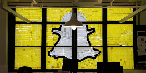 $25 Billion Blockbuster: Snapchat Files For One Of The Biggest Tech IPOs In Years | Social Media Marketing | Scoop.it