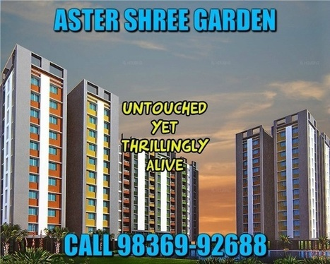 Aster Shree Garden Project Brochure | Real Estate | Scoop.it