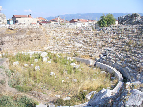 Restoration works at the Roman theatre in ancient Nikaia underway   News in Conservation   Scoop.it