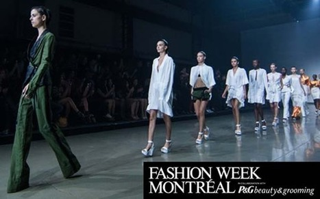 Montreal Fashion Week: The F/W 2013 Lineup - The Fashion Spot | Innovations in Fashion | Scoop.it