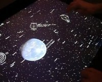 Steve Clayton: Interactive Touchscreen Lets Users Explore The Universe In Real-Time @PSFK | Creative Design in Learning, Teaching, and Thinking | Scoop.it