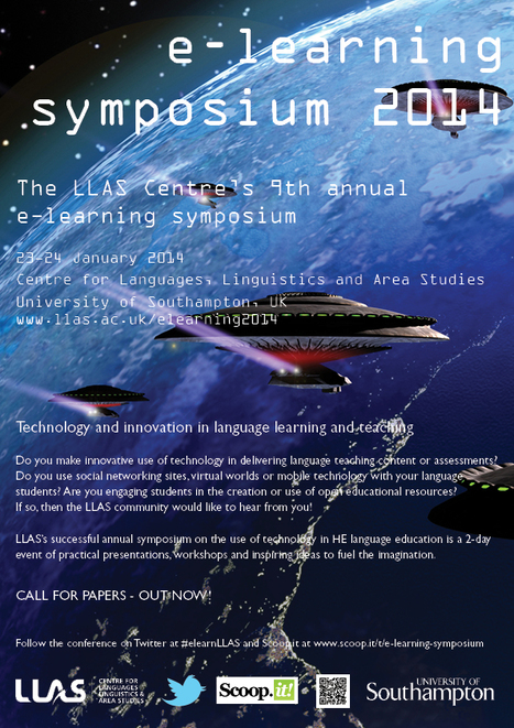 e-learning symposium 2014 | Call for Contributions - EXTENDED until 11 October 2013 | e-learning symposium | Scoop.it