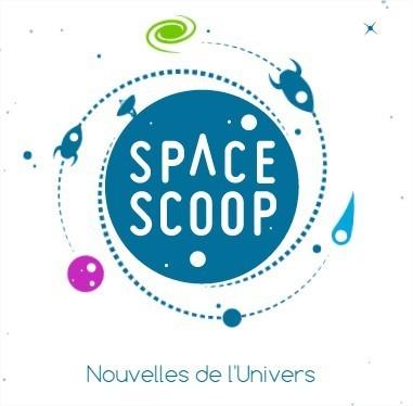 Space Scoop : nouveau site sur l'astronomie | TICE, Web 2.0, logiciels libres | Scoop.it