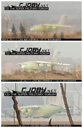 Chinese developing C-17 clone | Chinese Cyber Code Conflict | Scoop.it