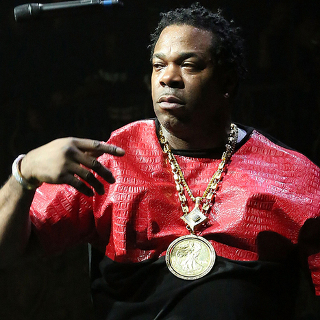 Busta Rhymes hit with two tax liens   Around The Net   Scoop.it