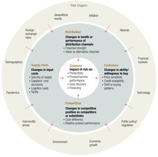 Risk: Seeing around the corners | McKinsey & Company | Business Strategy and Business Intelligence Trends | Scoop.it
