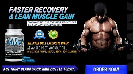 Xtreme Muscle Recovery Review - SUPPLIES ARE LIMITED!!! | Body Fitness And Body Max | Scoop.it