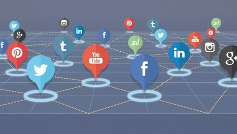 Which Social Media Networks Are Actually Worth Your Time?   B2B Marketing, Strategy & Business   Scoop.it
