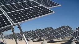 First solar power station in Upper Egypt | Égypte-actualités | Scoop.it
