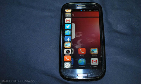El Samsung Galaxy S3 con Ubuntu Touch instalado | the new | Scoop.it