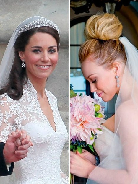 Glam Wedding Day Hairstyles: Tips From Celebrity Hairstylist | Beauty & Makeup | Scoop.it