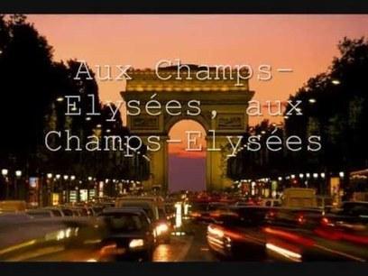 Paris sera toujours… Paris   J'aime le français. Et vous ?   Scoop.it
