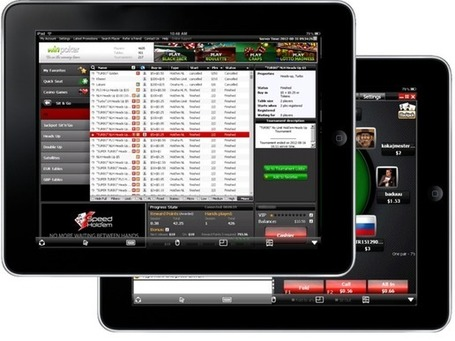 iPoker Room WinPoker Launches with iPad, Android Support | Online Gaming and Poker News | Scoop.it