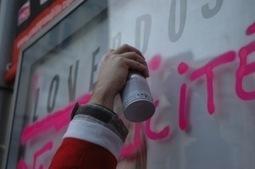 Activisme urbain : l'anti-pub desdéboulonneurs | Civic design | Scoop.it