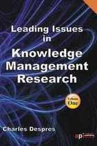 The Electronic Journal of Knowledge Management (EJKM) - with back issues | Using the Information You Have | Scoop.it