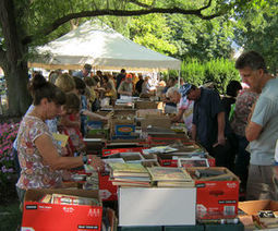 Book sale helpers get first picks - The Times (subscription) | Ebook and Publishing | Scoop.it