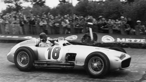 FANGIO's old Merc racer sells for £19.6m | MAZAMORRA en morada | Scoop.it