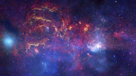 """Quantum tunneling allows """"impossible"""" molecules to form in space 