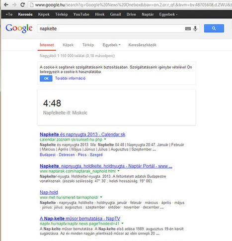 Google News Onebox | SEO keresőoptimalizálás | Scoop.it