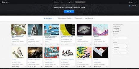 7 Websites To Showcase Your Design Portfolio | Infographies | Scoop.it