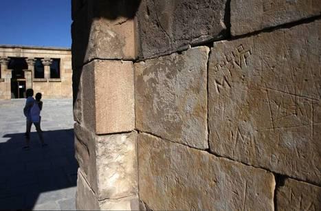 Carmena estudia cubrir con una campana transparente el deteriorado Templo de Debod | Egiptología | Scoop.it
