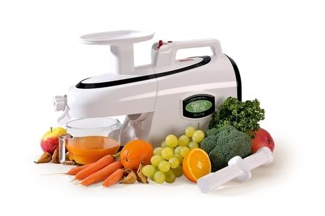 Produit de la semaine : l'extracteur de jus - Pour faire le plein de vitamines ! | Actus Bien-être - Santé | Scoop.it