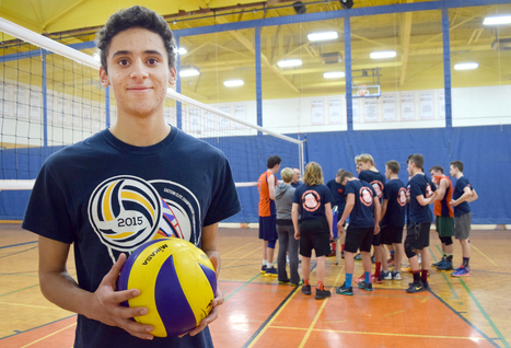 CEC star volleyball player to join AUS ranks with Dalhousie | Nova Scotia Sports | Scoop.it