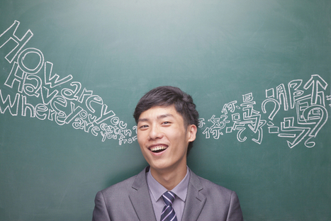 If you speak Mandarin, your brain is different | Second Language | Scoop.it