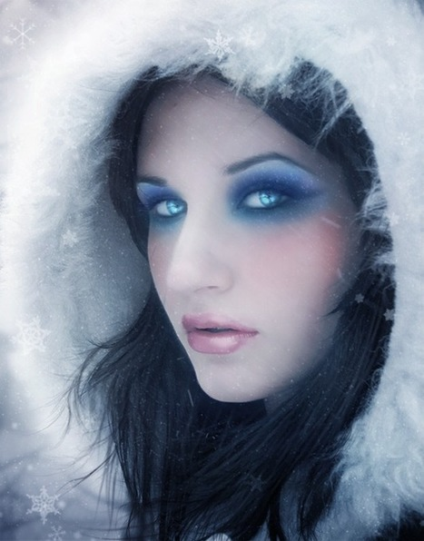Turn a Regular Headshot Into a Cold Winter Portrait | Photoshop Tutorials | Crazy 4 Photoshop | Scoop.it