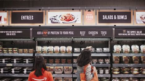 E-Commerce and Apps Pave the Way To The Future of Retail: Inside Amazon Go, A New Retail Experience | The Jazz of Innovation | Scoop.it