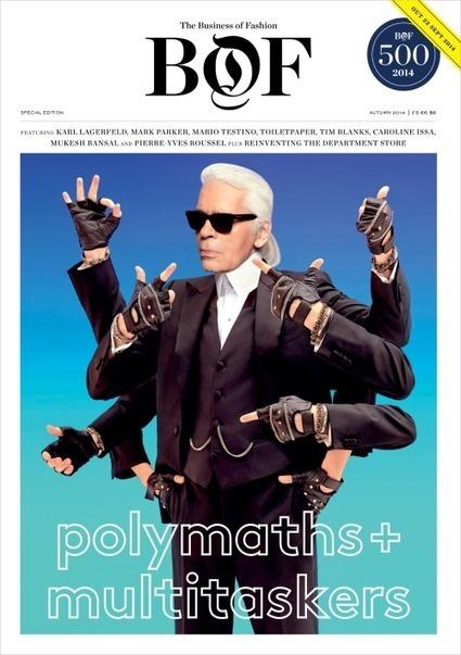 Pierre-Yves Roussel, Fashion Alchemist - BoF - The Business of Fashion | La perception extra-sensorielle etant donne telephone est franco prosperite | Scoop.it