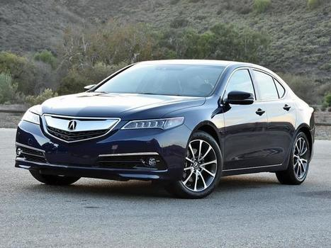 Short Report: 2017 Acura TLX   The Automotive View   Scoop.it