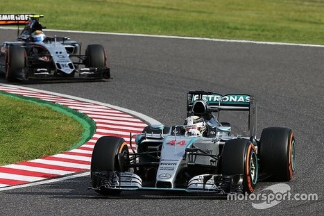 Russian GP: Mercedes preview - Motorsport.com | F 1 | Scoop.it