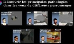 Un Serious Game qui vous met dans l'oeil des handicapés visuels | Geek in your face | Scoop.it