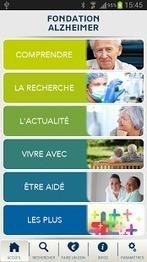 Lancement de l'application Fondation Alzheimer | Santé | Scoop.it