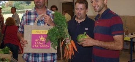 « Manger bio et local, c'est l'idéal », un slogan qui dure depuis dix ans   L'écologie politique dans l'Ain   Scoop.it