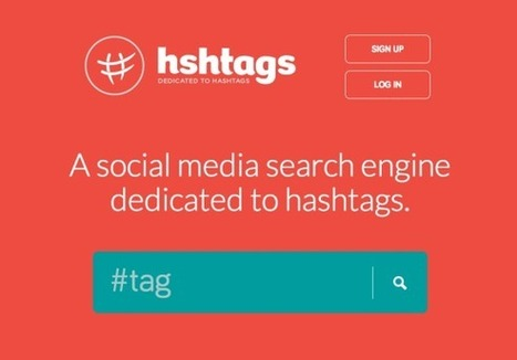 Hshtags is THE search engine for hashtags | Social Media Slant | Internet Marketing | Scoop.it