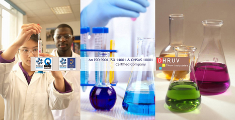 Dhruv Chem Industries: India Checmical(N-Butyl Bromide) Suppliers | Chemicals | Scoop.it