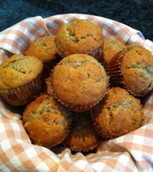 Easiest Ever Banana Nut Muffins | Catering, Food Baskets, Delicatessan, Parties, Weddings | Scoop.it