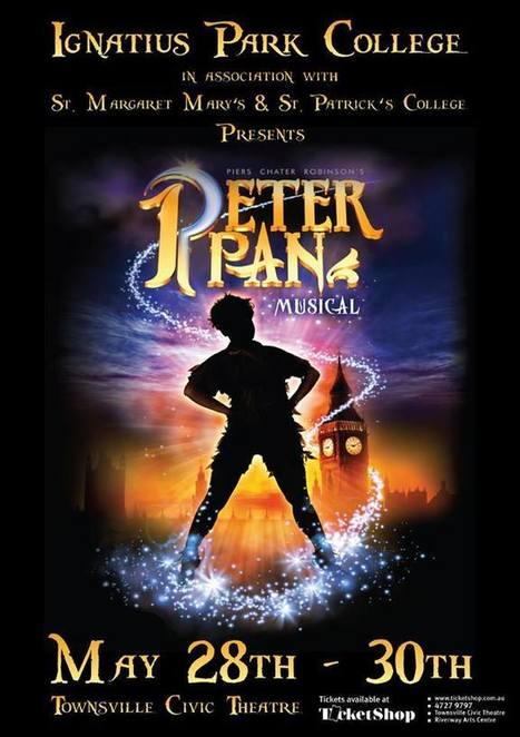 The musical that will whisk you away to a place where dreams are born & no one ever grows up! | Comfort Inn Robert Towns | Scoop.it