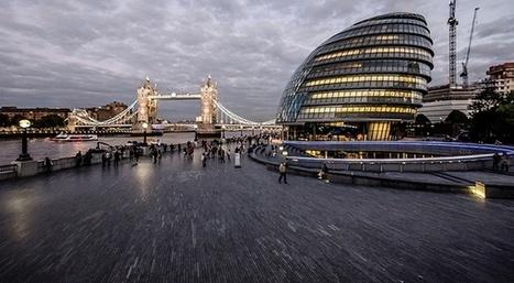 Les quatre piliers et les dix tendances de la smart city | Smart City | Scoop.it